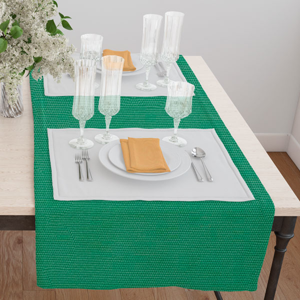 Дорожка(раннер) 120*45 цвет 003 светло-зеленый