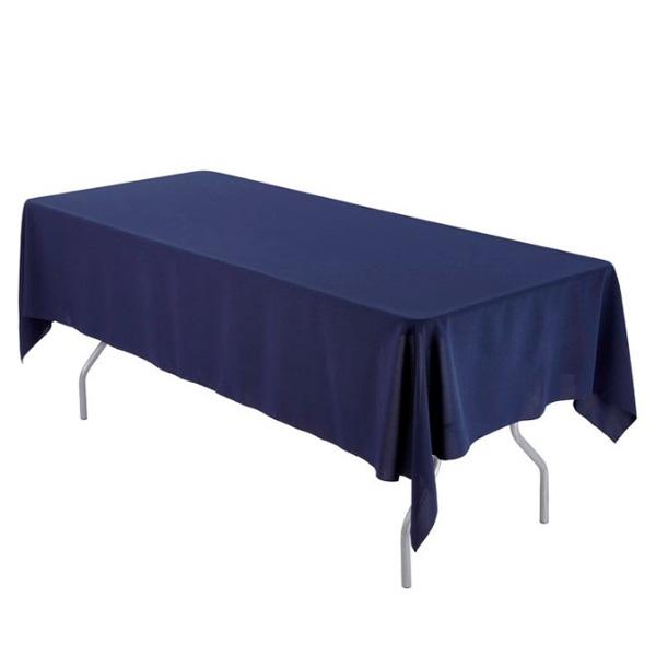 Прямоугольные скатерти 2,4*1,5 м фиолетовые