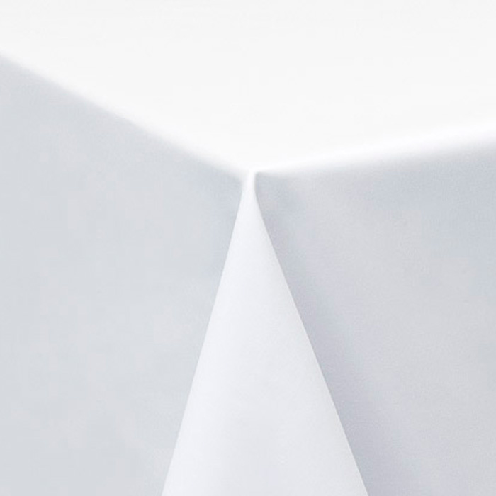 Скатерть белая
